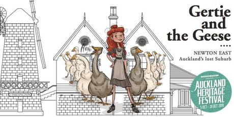 Auckland Heritage Festival 2019: Gertie and the Geese book launch tickets