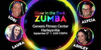 Glow in the Dark ZUMBA Open House