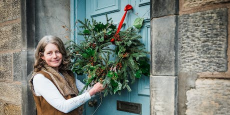 Make your Own Christmas Wreath with Flora Alba tickets