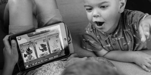 Oedoedegijda-sessie over schermgebruik