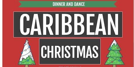 Caribbean Christmas Dinner and Dance tickets