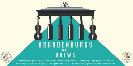 Brandenburgs and Brews tickets