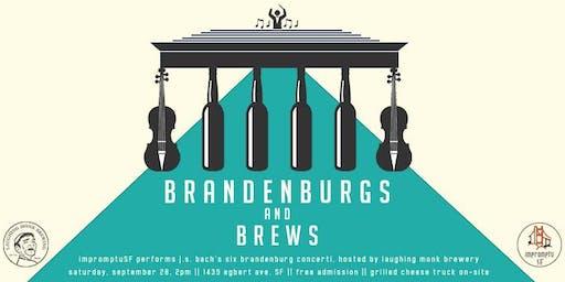 Brandenburgs and Brews