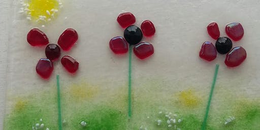 Glass Fusing Workshop with Cass Peters