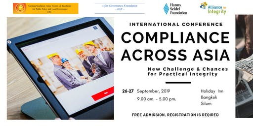 "International Conference ""Compliance Across Asia"""