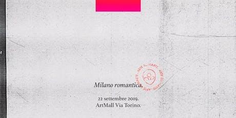 Arte su Marte x MILANO ROMANTICA biglietti