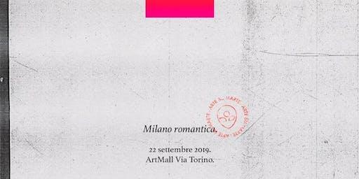 Arte su Marte x MILANO ROMANTICA