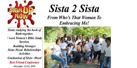 THE RUTH & NAOMI EXPERIENCE. WHAT ABOUT YOUR FRIENDS?  WOMEN'S BIBLE STUDY. tickets
