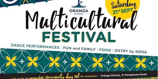 Oranga School Multicultural Festival