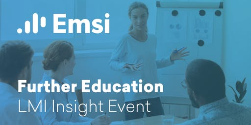 Emsi Insight Events
