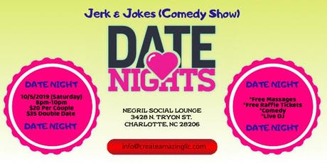 Date Night: Comedy Show tickets
