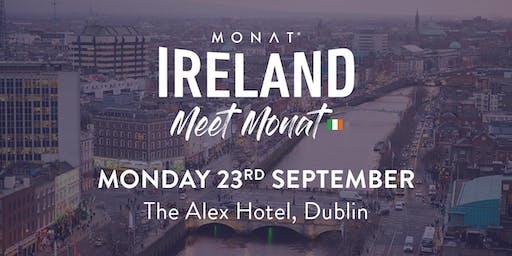 MONAT Ireland - Meet MONAT