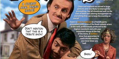 Fawlty Towers Comedy Night at The Grange Hotel tickets