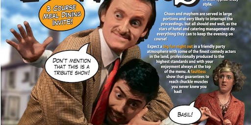 Fawlty Towers Comedy Night at The Grange Hotel