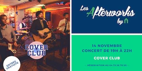 Afterwork - Concert Cover Club billets