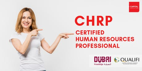 Certified Human Resources Professional (CHRP) tickets
