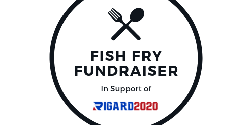 Fish Fry Fundraiser @ Kenneth Hahn - Rigard 2020