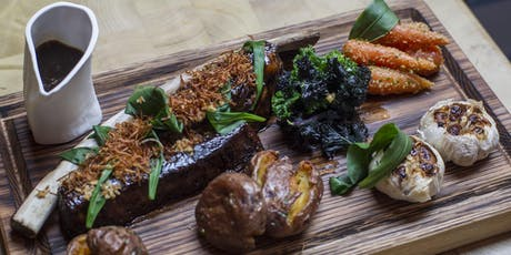 OKA's Field to Fork Supper Club with The Woodsman tickets