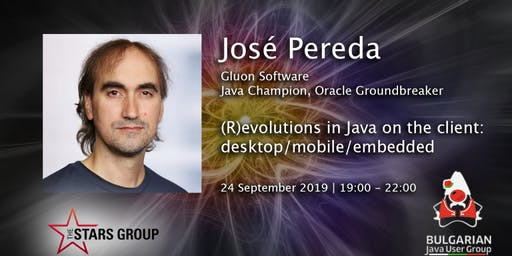 (R)evolutions in Java on the client: desktop/mobile/embedded