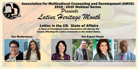 Latinx in the US: State of Affairs tickets