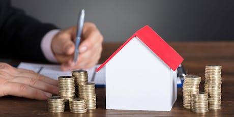 Introdução aos Investimentos Imobiliários bilhetes