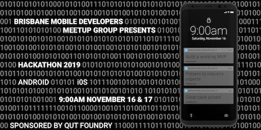 Brisbane's Mobile App Hackathon