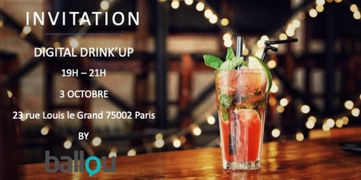 Digital Drinkup by Ballou #4