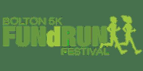 Bolton 5K FundRun Festival tickets