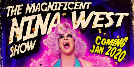 Nina West at The Powder Room tickets