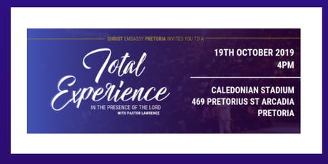 Total Experience with Pastor Lawrence Ajiboye tickets