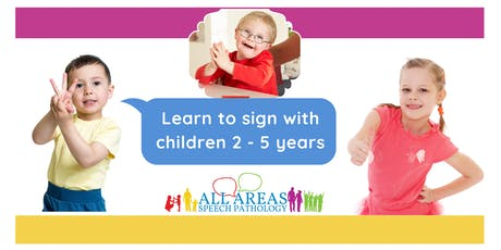 NIAGARA PARK: Key Word Signing for the Early Childhood Setting tickets
