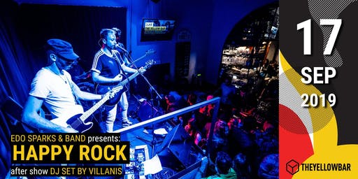 Edo Sparks & Band - The Yellow Bar