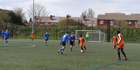Football Academy Trials- City of Wolverhampton College tickets