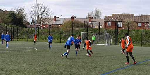 Football Academy Trials- City of Wolverhampton College
