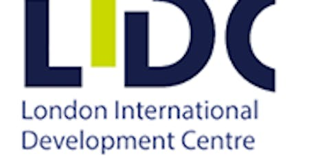 IOE students only: LIDC (Internship programme) tickets