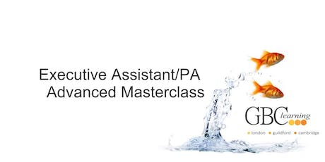Executive Assistant/PA Advanced Masterclass (2 Day Course) - London  tickets