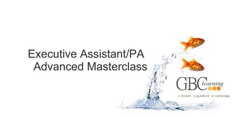 Executive Assistant/PA Advanced Masterclass (2 Day Course) - Guildford tickets