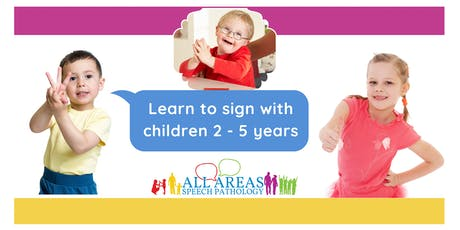 TORONTO: Key Word Signing for the Early Childhood Setting tickets