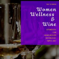 Women, Wellness & Wine