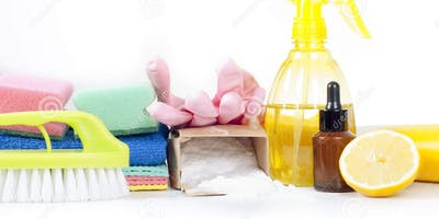 DIY Natural Cleaning Workshop and How to get started