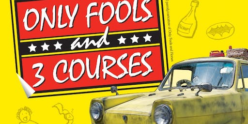 Only Fools and 3 Courses at The Grange Hotel