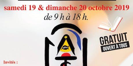 2e Salon du Livre Maçonnique de Nantes billets