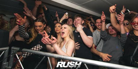 RUSH on the TYNE - Freshers Boat Party tickets