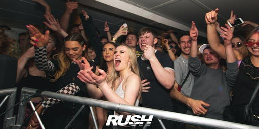RUSH on the TYNE - Freshers Boat Party