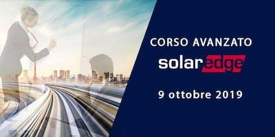 Corso Avanzato SolarEdge 9.10.2019