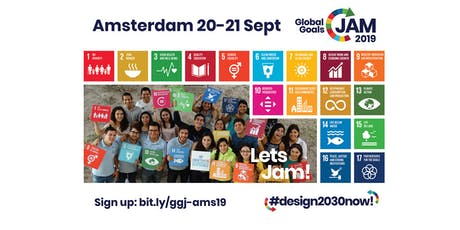 Global Goals Jam Amsterdam 2019 tickets