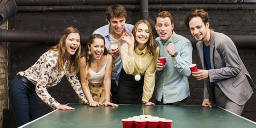 Beer Pong Singles Social | 24-40