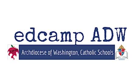 Edcamp ADW 2020 tickets
