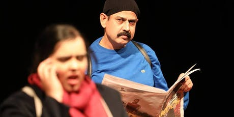 Hostile Environment by Amra Theatre Group tickets