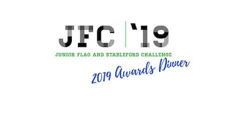 Junior Flag Challenge Awards Dinner tickets
